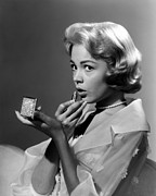 1950s Portraits Metal Prints - Sandra Dee, Ca. Late 1950s Metal Print by Everett