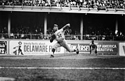 Philadelphia Phillies Stadium Photo Prints - Sandy Koufax (1935- ) Print by Granger