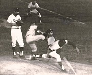 National Past Time Photos - Sandy Koufax Windup by Jamie Baldwin