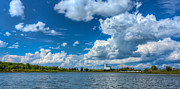Terminal Prints - Sandy Lake Panorama Print by Matt Dobson