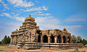 Karnataka Art - Sangameswara Temple, Pattadakal, Karnataka by Mukul Banerjee Photography