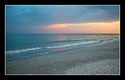 Beach Photograph Photo Originals - Sanibel Storm by Thomas Cato