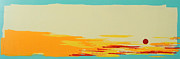 Simplistic Originals - Sanibel Sunset 1 by Kristen Ashton
