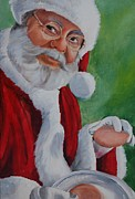 Father Christmas Originals - Santa 2012 by Teresa Smith