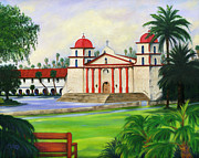 Colleen Ward - Santa Barbara Mission