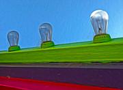 Gregory Dyer - Santa Cruz Boardwalk - Carnival Lights