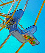 Gregory Dyer - Santa Cruz Boardwalk - Ferris Wheel - 03