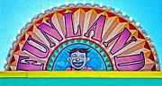 Gregory Dyer - Santa Cruz Boardwalk - Fun Land