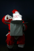 Magic Hat Photos - Santa has Christmas Magic for all by Michael Ledray