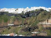 Greece Photos . Photos - Santorini Volcanic Islands Greece by Piety DSILVA
