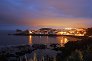 Village By The Sea Photo Posters - Sao Roque - Azores Poster by Gaspar Avila