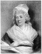 Mrs. Richard Prints - Sarah Franklin Bache Print by Granger