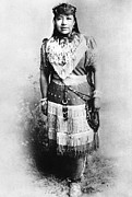 Educator Posters - Sarah Winnemucca Poster by Granger