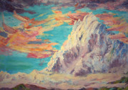 Snow Capped Originals - Sarcantay Mountain The Untamed One Cusco Peru by Anastasia  Ealy