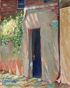 Doris Blessington - Savannah Garden Gate