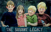 All - Savant Grandkids by JSP Galleries