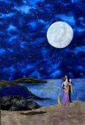 Romance Tapestries - Textiles - Save the Last Dance by Maureen Wartski