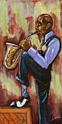 Player Originals - Saxman by Daryl Price
