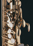 Wind Instrument Photos - Saxophone by Datacraft Co Ltd