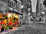 Say It With Flowers - Hdr Print by Colin J Williams Photography