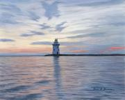 Bruce Dumas - Saybrook Breakwater Light