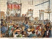 Sc: Legislature, 1876 Print by Granger