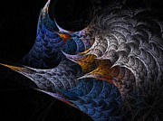 Apophysis Photos - Scales by Michele Caporaso