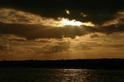 Martina Fagan - Scary sky at Skerries