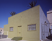 Scenes Of Los Angeles, A Nondescript Print by Everett