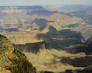 Still Life Prints Prints - Scenic Grand Canyon 1 Print by M K  Miller