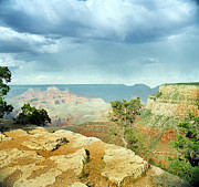 Still Life Prints Prints - Scenic Grand Canyon 15 Print by M K  Miller