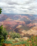 Still Life Prints Prints - Scenic Grand Canyon 26 Print by M K  Miller