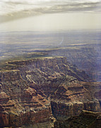 Landscape Framed Prints Framed Prints - Scenic Grand Canyon 31 Framed Print by M K  Miller