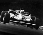 Longines Photos - Scheckter Turn Nine by Mike Flynn