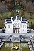 Ludwig Photos - Schloss Linderhof by Andre Goncalves