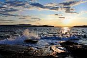 Scott  Bricker - Schoodic Sunset