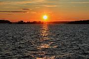 Scott  Bricker - Schoodic Sunset with...