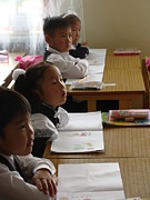 Holly Eagleston - School in Mongolia