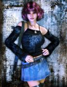 Black Top Digital Art - School is Out by Jutta Maria Pusl