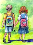 Uniforms Originals - Schooldays by Val Stokes