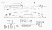 San Francisco Drawings - Schooner Plans 1870 by Granger