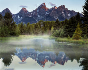 Beautiful Landing Prints - Schwabacher Landing Print by Leland Howard