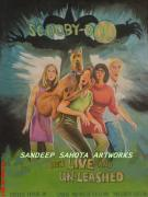 Blockbuster Art - Scooby Dooby Do by Sandeep Kumar Sahota