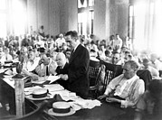 Lawyers Art - Scopes Trial, July 1021, 1925, Dayton by Everett