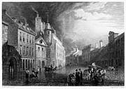 Scotland: Aberdeen, 1833 Print by Granger