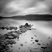Stones Art - Scotland Loch Lomond by Nina Papiorek