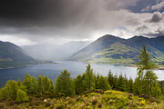 Wester Ross Prints - Scotland Print by Sebastian Wasek
