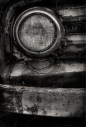Scotopic Vision 7 - Headlight Print by Pete Hellmann