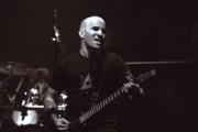 Heavy Metal  Photos - Scott Ian Anthrax by Christopher  Chouinard
