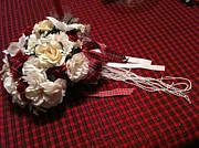 Sandy  Smith Distel - Scottish Wedding Bouquet